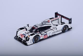 In het klein: Le Mans in het groot (Spark, 1/18) #1