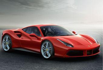 Ventes de Ferrari 488 GTB suspendues et rappel des California T aux États-Unis #1