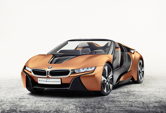 BMW i Vision Future Interaction toont interactieve toekomst #1