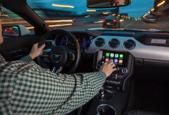 Toyota neemt multimediaplatform Ford over #1