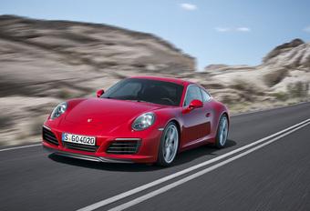 Autosalon van Brussel 2016: de nieuwigheden bij Porsche #1