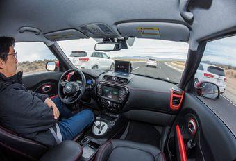 Kia part à la conquête de la voiture autonome #1