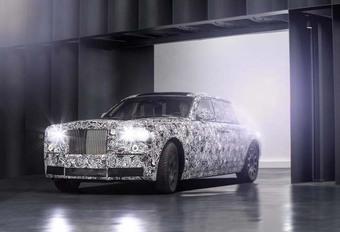 Rolls-Royce : une nouvelle architecture pour 2018 #1