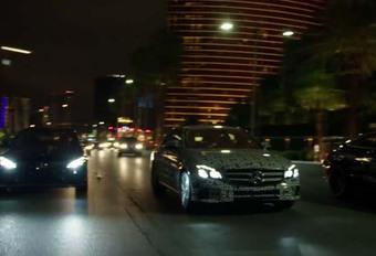 VIDEO – Mercedes : la nouvelle Classe E dans teaser vidéo #1