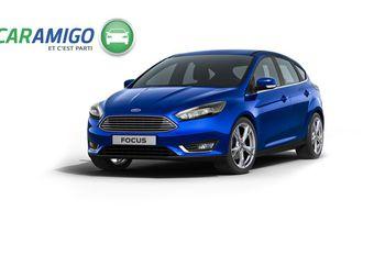 Ford va inciter à louer sa voiture avec CarAmigo #1