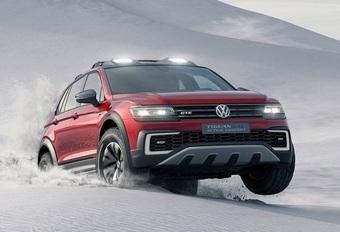 Elektrisch het bos in met Volkswagen Tiguan GTE Active #1