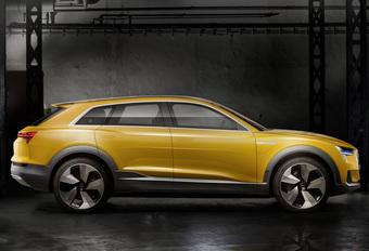 Audi : un h-tron à l'hydrogène en 2021 #1