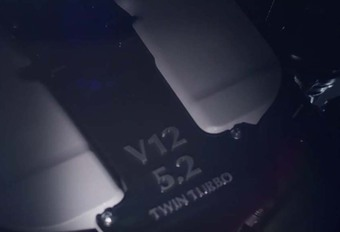 Aston Martin DB11: 5.2-V12 bevestigd #1