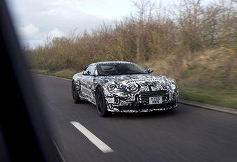 Aston Martin DB11: de eerste beelden #1