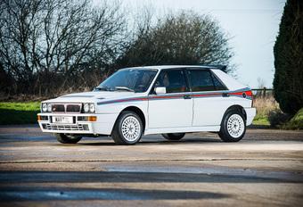 Deze speciale Martini-editie van de Lancia Delta Integrale is een schande #1