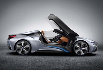 BMW i8 Spyder : oui, mais d'abord l'i5 #1