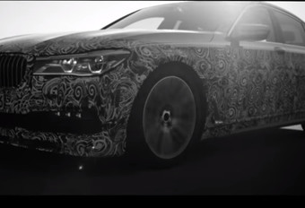BMW Alpina B7 en approche #1