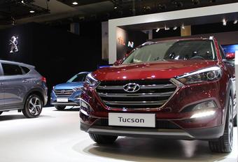 Hyundai bevestigt, duidelijke shift naar benzine op autosalon #1