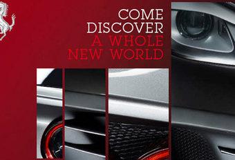 Facelift Ferrari FF annoncé #1