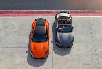 Jaguar F-Type SVR haalt 322 km/u! - update #1