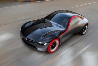 Opel GT Concept : des détails #1