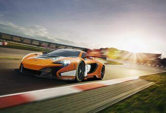 Bas Leinders, nouveau Directeur sportif de McLaren GT #1