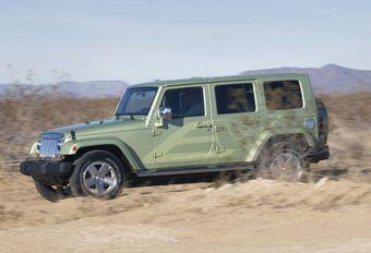 Hybride Jeep Wrangler bevestigd #1