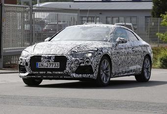 Audi A5 Coupé : en 2017 #1