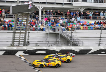 Ligier- en Corvette-zeges in 24 Uur Daytona #1