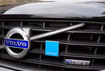 Volvo : les S60, V60 et XC60 aussi en Polestar #1