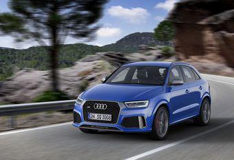 Audi RS Q3 Performance : petit plus pour Genève #1