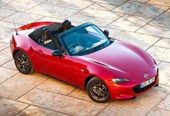 Une Mazda MX-5 à transmission intégrale ? #1