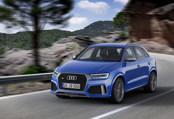 367 pk voor Audi RS Q3 Performance  #1