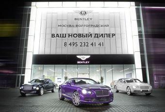 Rijke Russen steken geld in luxewagens #1