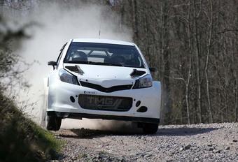 Toyota en WRC : Loeb et Solberg ? #1