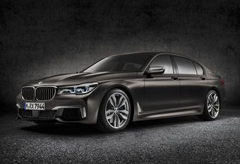 BMW M760Li xDrive : on pourrait dire M7 #1