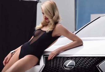De Lexus RX in goed gezelschap #1