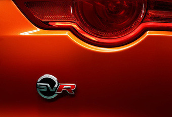 De Jaguar F-Type SVR in 8 opmerkelijke cijfers #1