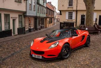 Lotus Elise Cup 250 : 921 kg #1