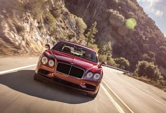 Bentley Flying Spur V8 S: maken enkele pk's het verschil? #1