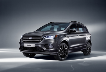 Ford neemt Kuga onder handen #1