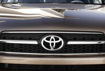 Toyota roept RAV-4's terug #1