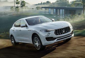 Maserati gaat SUV met de Levante - update #1