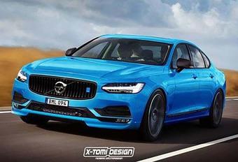 Volvo : près de 450 ch pour la S60 Polestar ? #1
