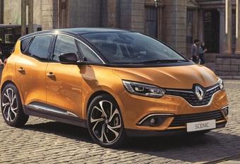 Lek op website autosalon van Genève: de nieuwe Renault Scénic #1
