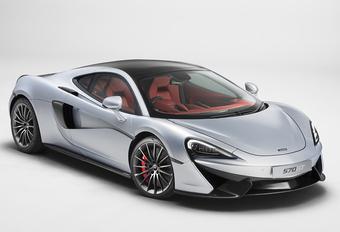 McLaren 570GT : à lunette ouvrante #1
