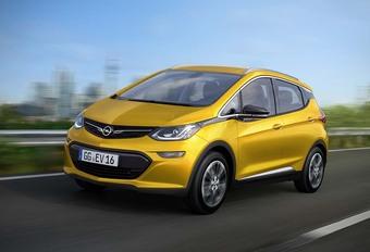 Opel Ampera-e: filmdebuut #1