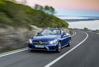 Genève – Mercedes Classe C Cabrio : nouvelle venue #1