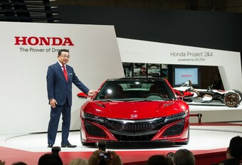 Le PDG de Honda veut redonner leur rôle aux ingénieurs #1