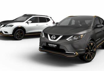 Nissan Qashqai et X-Trail en concepts premium à Genève #1