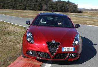 Alfa Romeo Giulietta : restylage  discret  #1