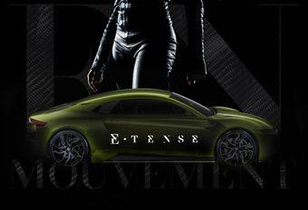 DS E-Tense : un coupé GT à Genève ? #1