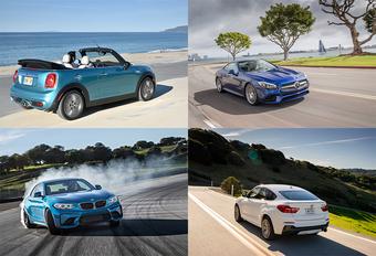 AutoWereld op verplaatsing: een weekje Californië-tests #1