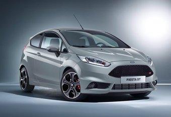 Genève - Ford Fiesta ST 200 : la plus puissante #1