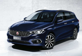 Fiat Tipo en break et 5 portes #1